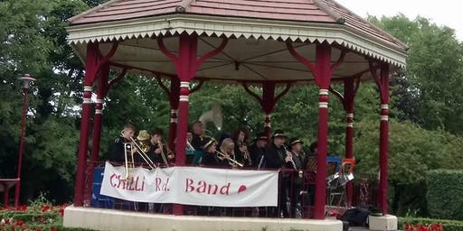 Bandstand music with the Chilli Road Band, free just turn up (Wallsend Parks)