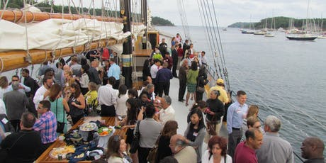 Build Your Business on the Tall Ship Silva - A Networking Event tickets