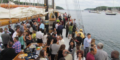 Build Your Business on the Tall Ship Silva - A Networking Event