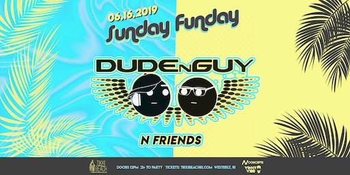 [POSTPONED] SUNDAY FUNDAY ft. DUDEnGUY at Tikki Beach