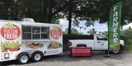 Fulton Fresh Mobile Market - Camp Truitt Senior Center tickets