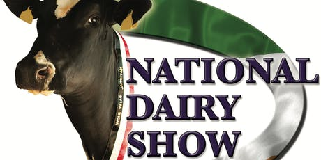 National Dairy Show 2019 tickets