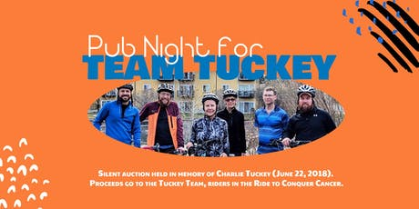 Pub Night for Team Tuckey tickets