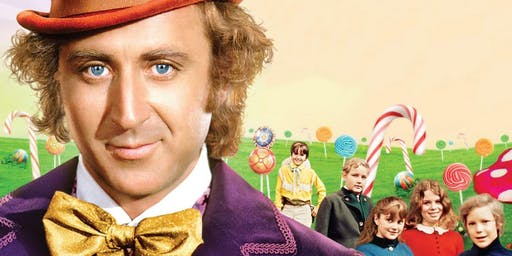 Free Outdoor Movie Night: Willy Wonka and the Chocolate Factory