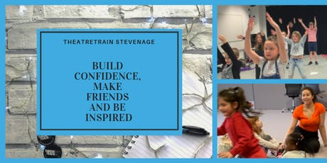 Theatretrain Stevenage Open Day tickets