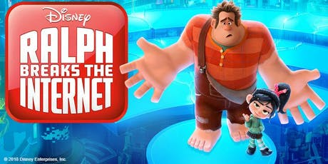 Ralph Breaks the Internet: Movie Night at Arrowhead Golf Course tickets