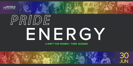 Pride E N E R G Y tickets