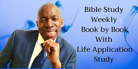 Bible Study Course - Book by Book Study with Life Lessons tickets