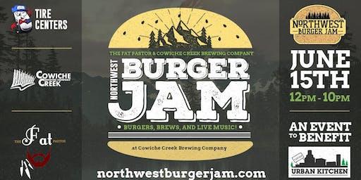 Northwest Burger Jam 2019