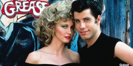 Free Outdoor Movie Night: Grease