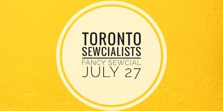 Toronto Sewcialist Fancy Sewcial tickets