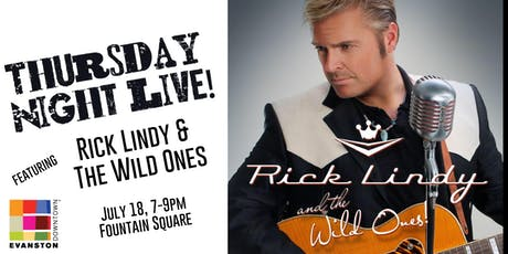 Thursday Night Live Featuring Rick Lindy & the Wild Ones tickets