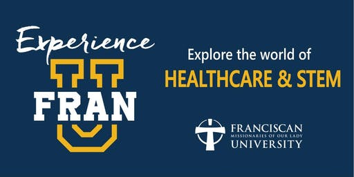 Healthcare & STEM (2 day program - July 9 and 10, 2019)