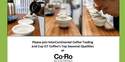Cupping with ICT Coffee Trading
