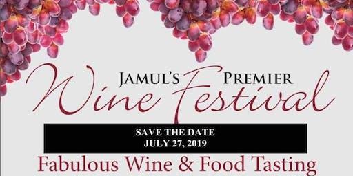 Jamul's Premier Wine Festival to Benefit St. Pius Parish