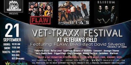 Vet-Traxx Festival tickets