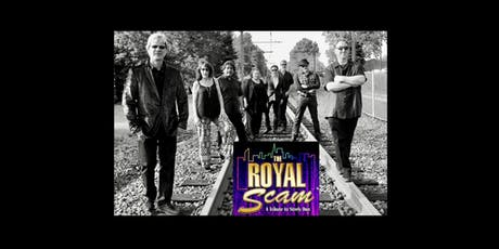 Royal Scam and Bunchafunk tickets