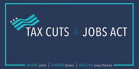 The RedF Club presents: REAL ESTATE AND THE TAX CUTS AND JOBS ACT tickets