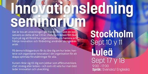 Innovationsledning Seminarium