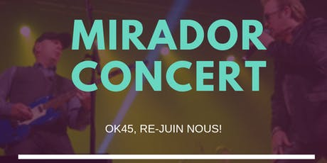 Les Amis du Quai 45 Présente Mirador en Concert Hommage à Johnny Hallyday billets