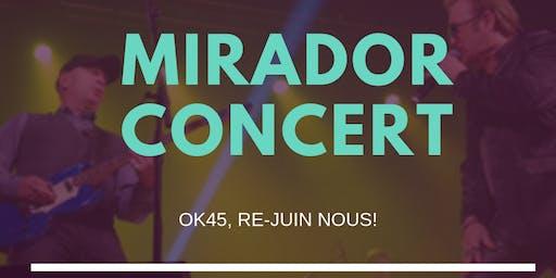 Les Amis du Quai 45 Présente Mirador en Concert Hommage à Johnny Hallyday