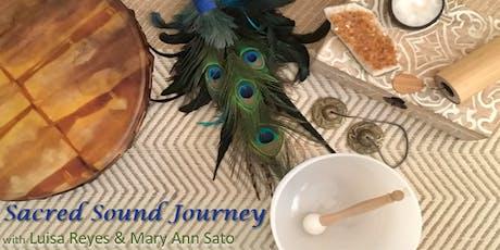 Sacred Sound Journey tickets