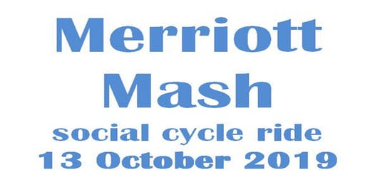 2019 Merriot Mash - in conjunction with The Feed Station, Merriott
