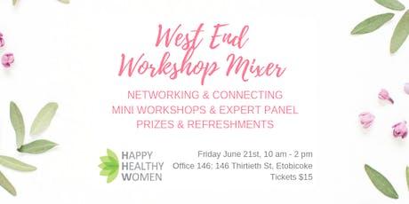 West End Worshop Mixer - Etobicoke tickets