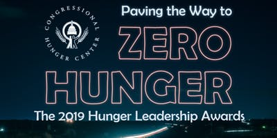 The 2019 Hunger Leadership Awards