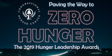 The 2019 Hunger Leadership Awards tickets