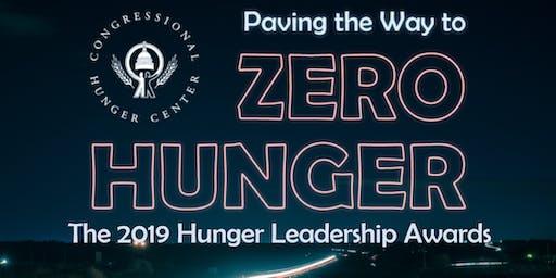 The 2019 Hunger Leadership Awards