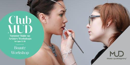 LA Beauty - Summer Make-up Artistry Workshop 1- CANCELLED