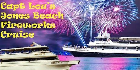 Jones Beach 4th of July Fireworks Cruise tickets