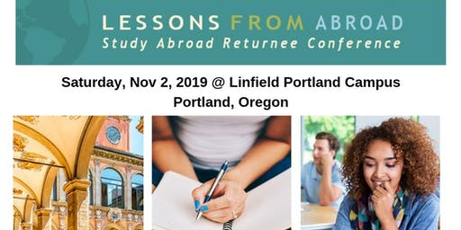 2019 Lessons From Abroad Oregon Conference
