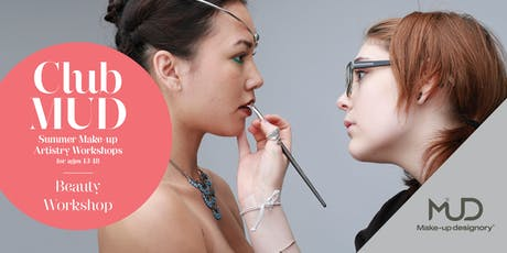 NY Beauty - Summer Make-up Artistry Workshop 1 tickets