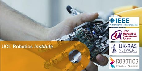 IEEE RAS UK&I/EPSRC UK RAS/UCL Robotics Lecture: Surgical robotic interfaces – teleoperation and augmented reality, Prof. Sanja Dogramadzi  tickets