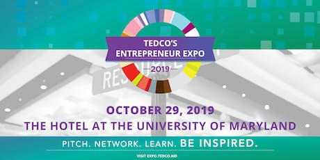 TEDCO's Entrepreneur Expo 2019 tickets