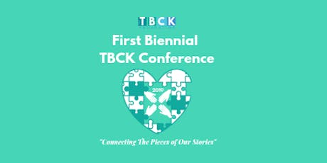 First Biennial TBCK Conference tickets