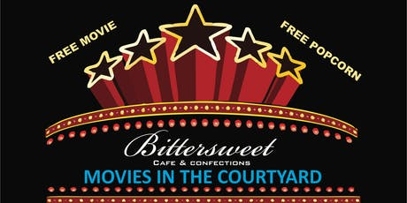 FREE - MOVIES IN THE COURTYARD - The Goonies (1985) tickets