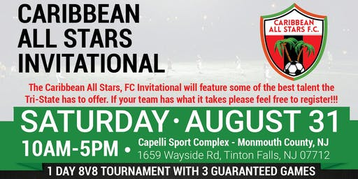 CARIBBEAN ALL STARS INVITATIONAL