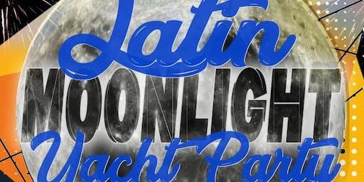 Latin Moonlight Cruise Aboard the Spirit of New York