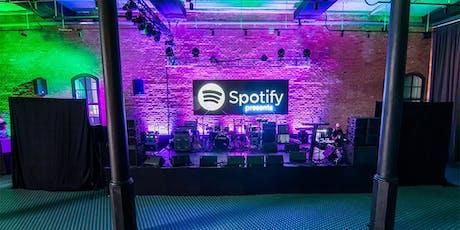 Spotify Presents: Alepo Tour SUEÑOS boletos