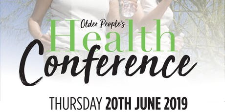 Older People's Health Conference tickets