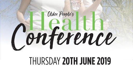 Older People's Health Conference