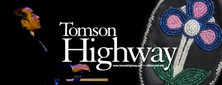 TOMSON HIGHWAY: Songs in the Key of Cree image