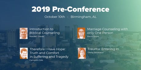 2019 CCEF Pre-Conference tickets