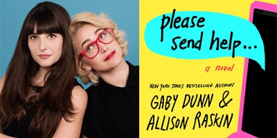 YA @ Books Inc. Presents Gaby Dunn and Allison Raskin