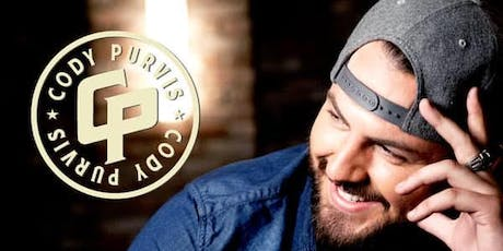 Cody Purvis with special guest Sweetwater tickets