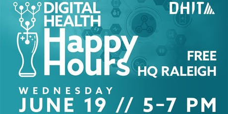 Digital Health Happy Hour tickets