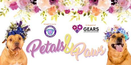 Petals & Paws - in support of GEARS tickets